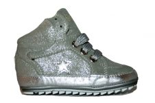 shoesme-hi-top-zilver