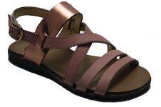 Gallucci-sandaal-banden-nud