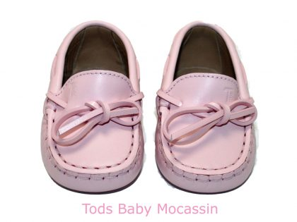 Tods baby mocassin
