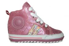 Shoesme-hi-top-roze