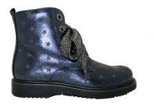 Liu-Jo-hoge-veterschoen-sterren-blauw