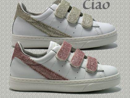 Ciao sneakers met klittenband