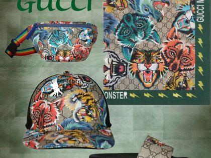Gucci accessoires nieuwe collectie