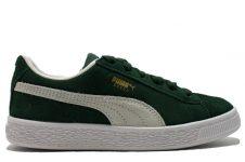 Puma-classic-veter-groen