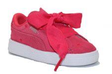Puma-valentine-sneaker-fuxia-voor