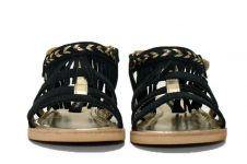 Patrizia-Pepe-sandaal-black-voor