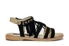 Patrizia-Pepe-sandaal-zwart