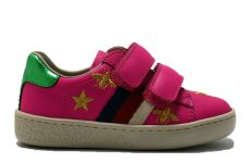 Gucci-ace-bees&stars-fuxia