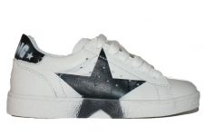 kipling-sneaker-wit-blauwe-ster