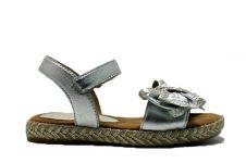 unisa-rowen-sandaal-strik-zilver