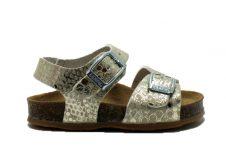 kipling-sandaal-goud-metallic